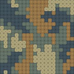 camouflage(400pcs.)