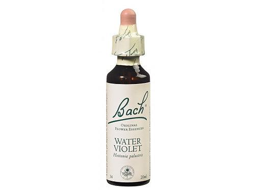 Fleur de Bach Water Violet N°34 - 20 ml