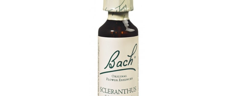 Fleur de Bach Scleranthus n°28 - 20 ml