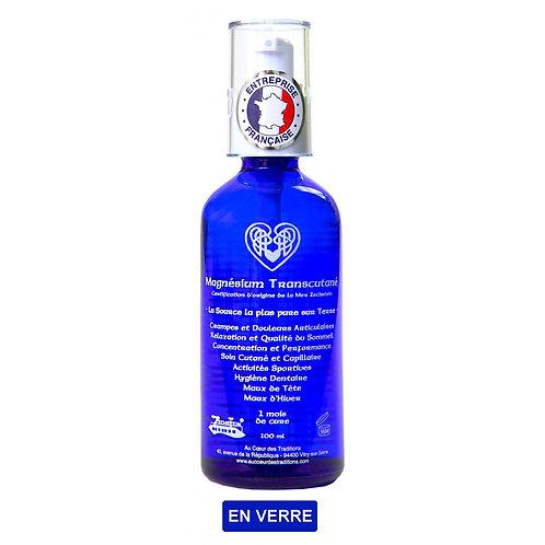 Huile sèche de Magnesium Zechstein Spray - 100 ml