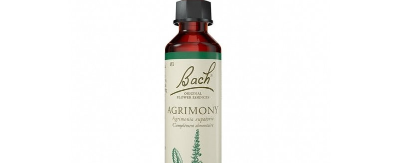 Fleur de Bach Agrimony n° 1 - 20 ml
