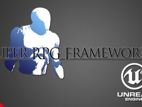 Super RPG Framework 1.41 - Editor Tools & Unreal Showcase