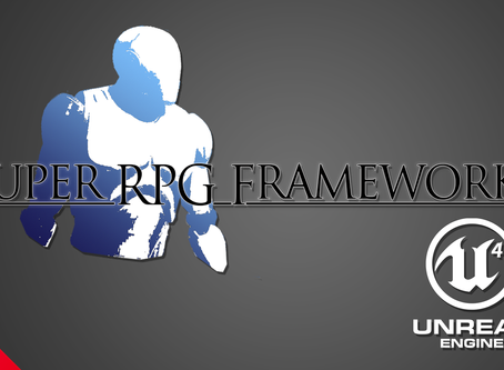 Super RPG Framework 1.41 - Editor Tools & Unreal Showcase
