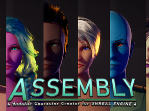 Assembly (UE4) v1.3 Changelog