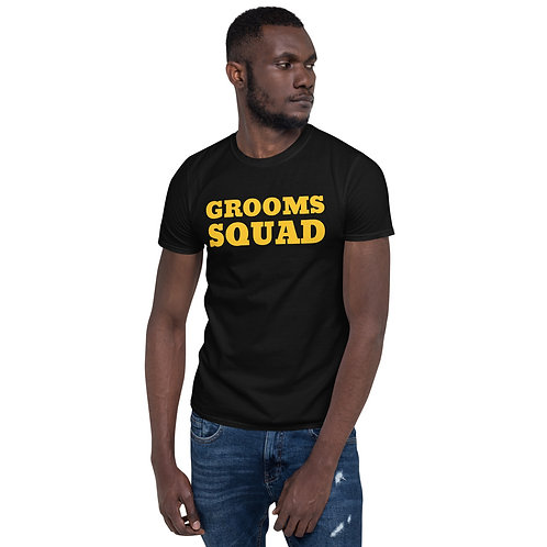 Groom Short-Sleeve Unisex T-Shirt