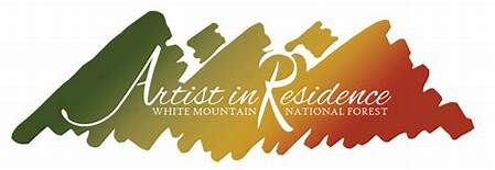 White Mountain Artist in Residence logo.
