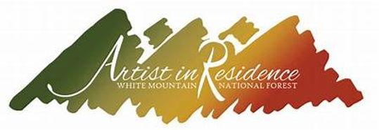 White Mountain Artist in Residence logo.