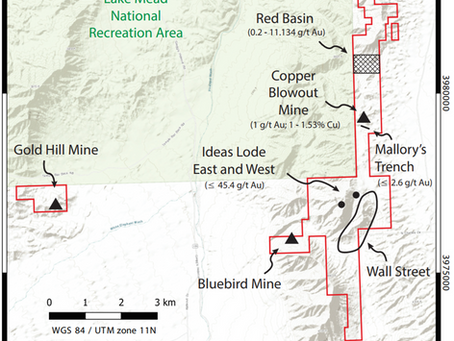Usha Resources Provides Update on its Fall 2021 Exploration Program at its Lost Basin Project
