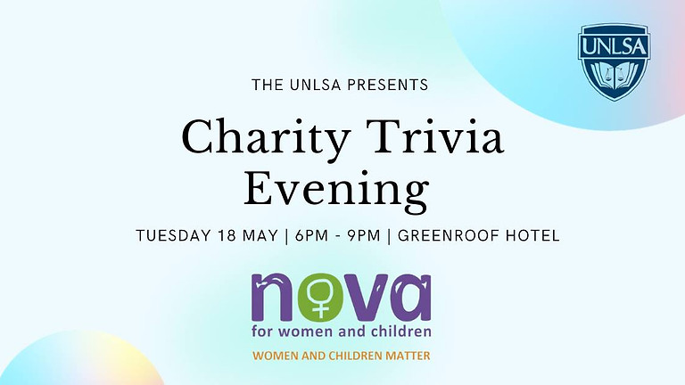 UNLSA 2021 Charity Trivia Night