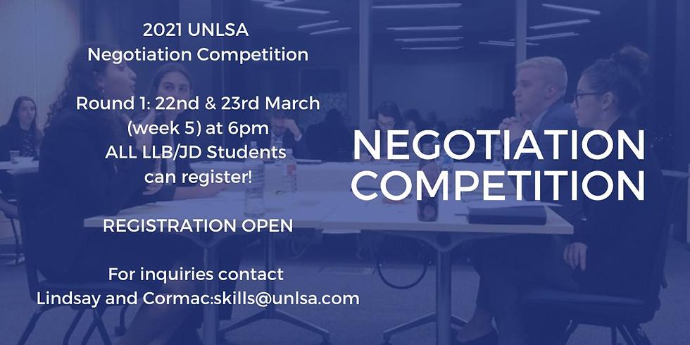 UNLSA Negotiation Competition