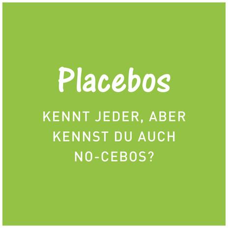 Placebos kennt jeder, aber kennst du auch Nocebos?