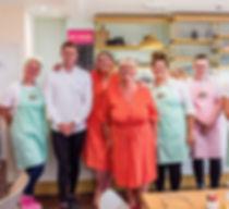 Pinks Parlour Bognor Regis Team.jpg