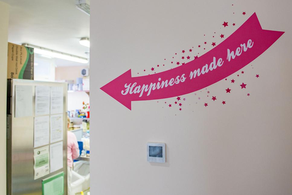 Pinks Parlour Bognor Regis Happiness Mad