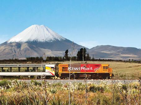 Scenic Plus by KiwiRail
