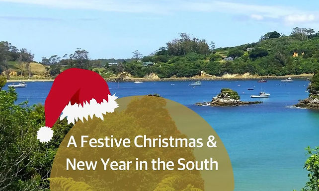 11 DAY FESTIVE CHRISTMAS AND NEW YEAR IN THE SOUTH