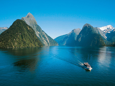 Milford Sound comes out on top of '7 Wonders of NZ' list