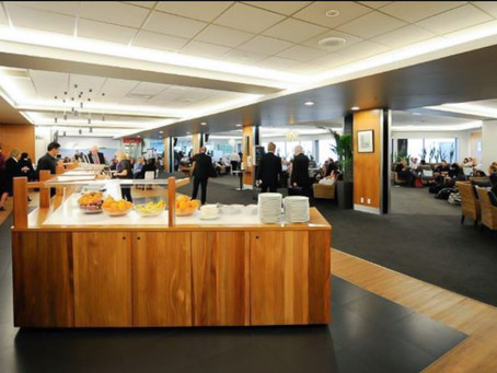 Air NZ opens Auckland Domestic Lounge