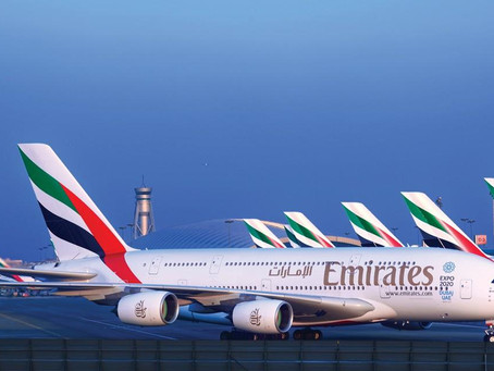 Emirates becomes first airline to offer free cover of COVID-19 expenses and quarantine costs