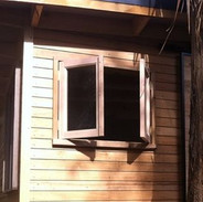 #custommade window, perfect for this spo