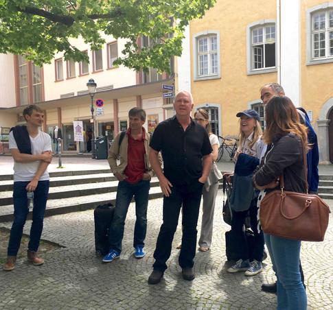 Scouting Freiburg University