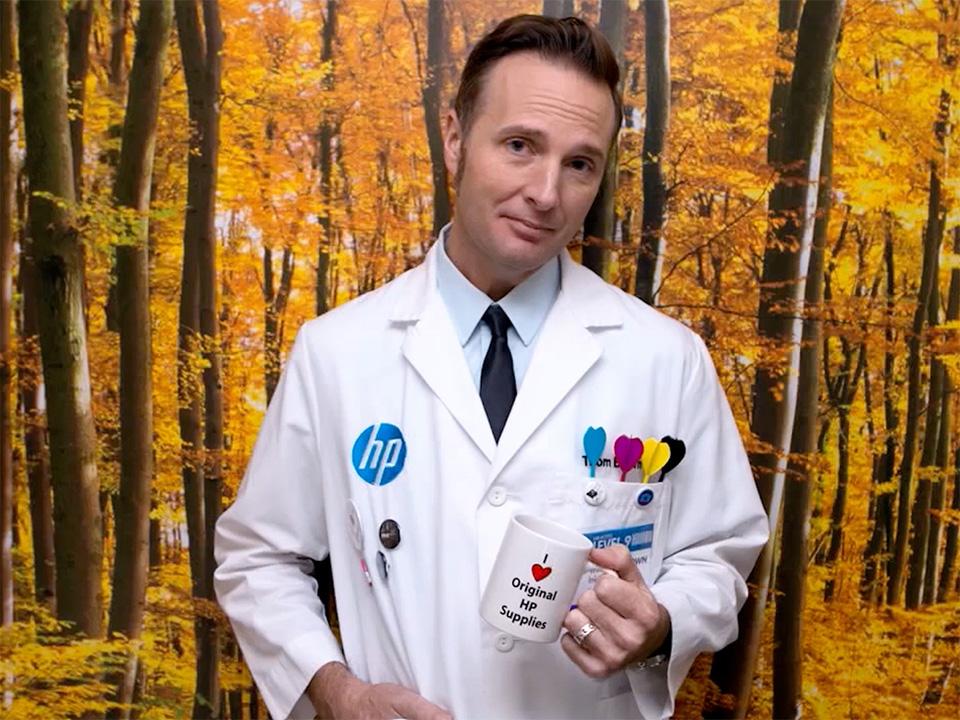 HP Inkology