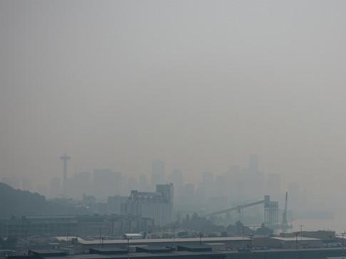 More Smoky Skies 😷