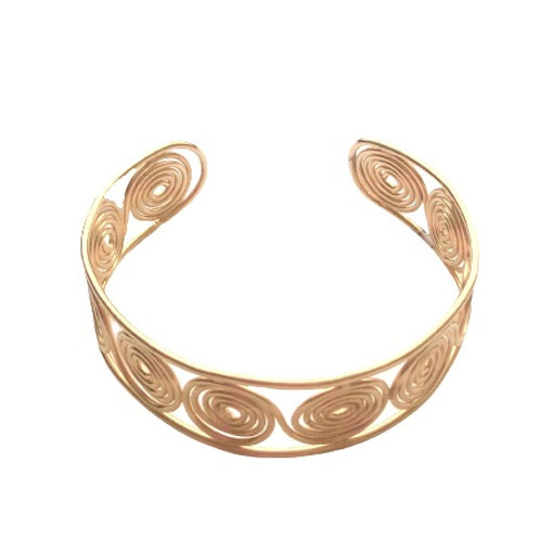 Bracelete  Arabesco