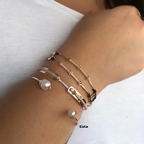 Bracelete Pearl