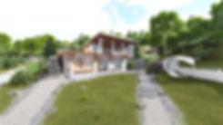 Необычный проект жилого дома