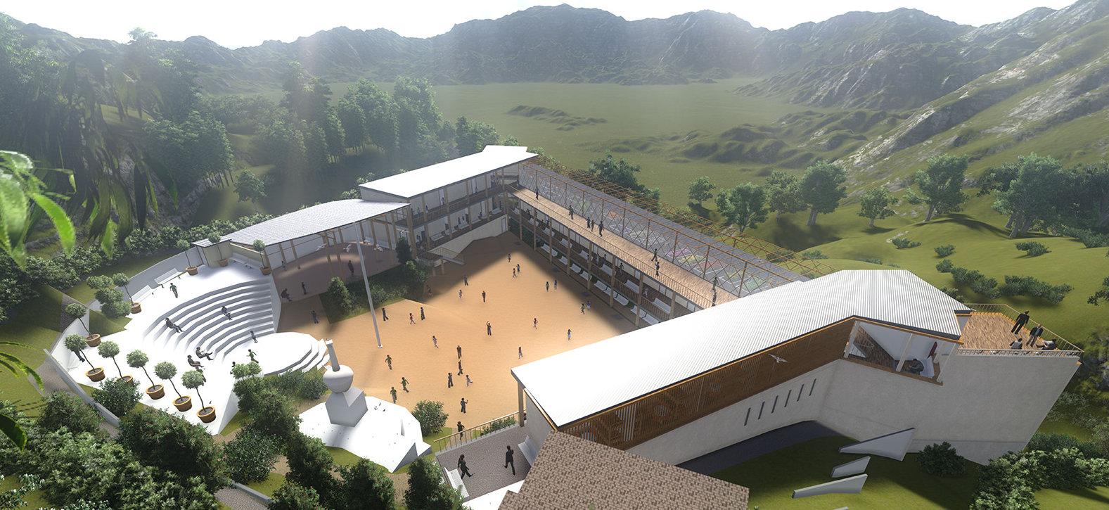 Конкурс Школа в Непале