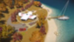 Проект туристического дома для баз отдыха