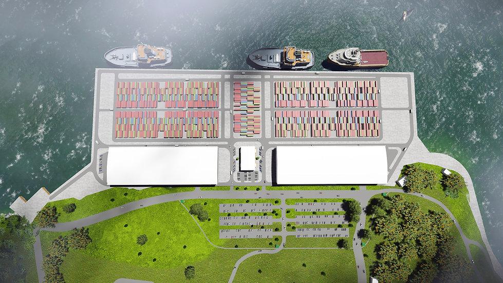 Проект порта