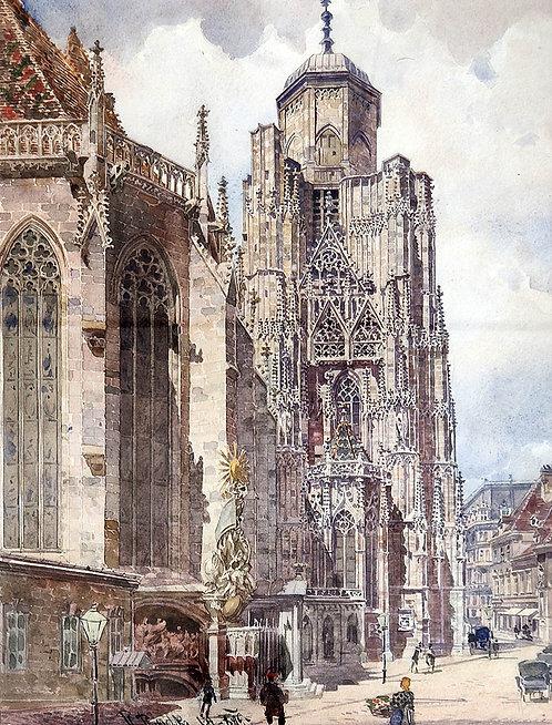 Robert Raschka – Stephansdom Nordturm