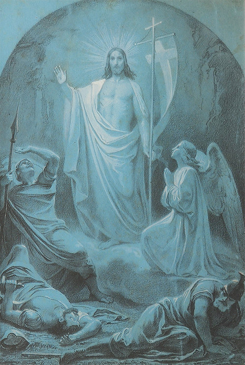 Melchior Paul von Deschwanden – Die Auferstehung Christi (VERKAUFT)