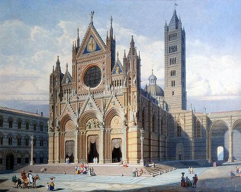 Maximilian Hauschild – Der Dom von Siena