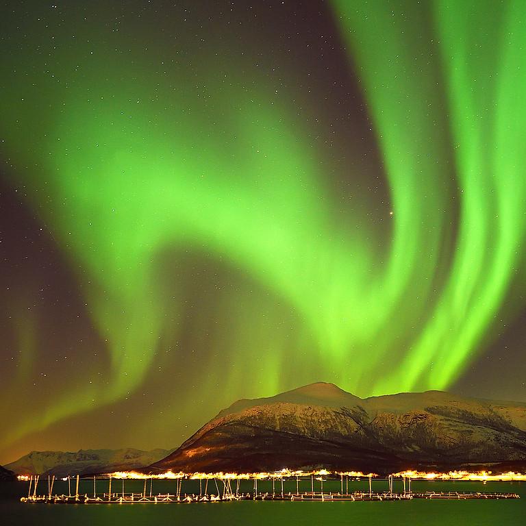 Lichter des Nordens - Norwegen