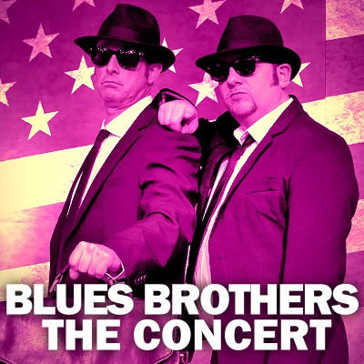 Blues Brothers the concert