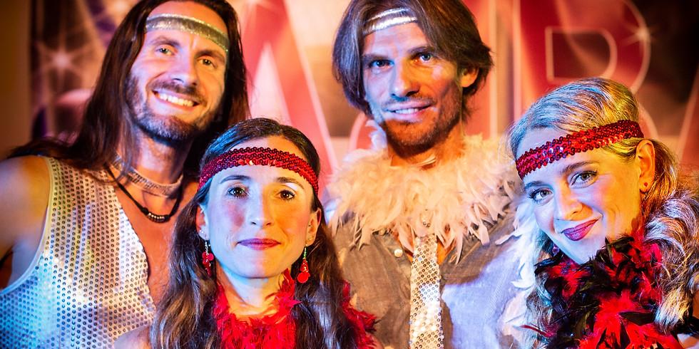 ABBA live Band (Dahlien Wochenende