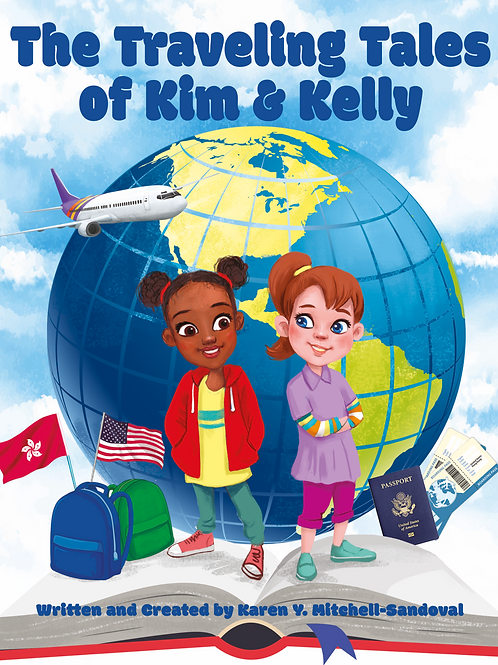 The Traveling Tales of Kim & Kelly
