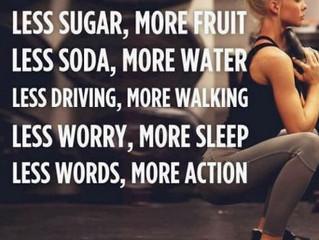 Make smart choices!