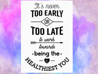 The healthiest you!