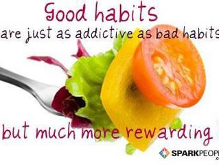 Adopt better habits!