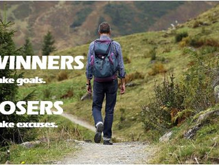 Winners make goals