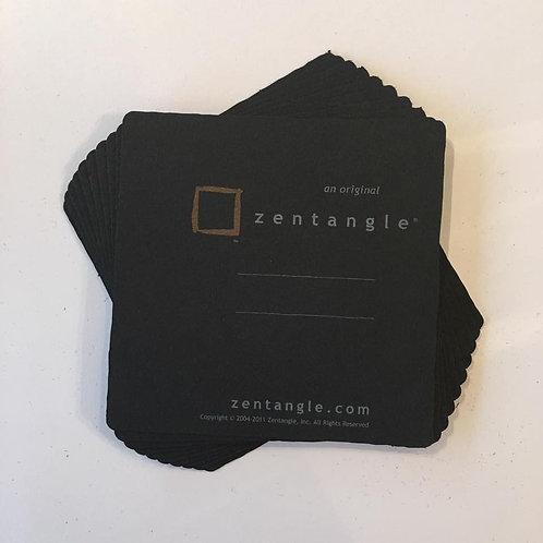 Zentangle Tiles - Square (10pcs / pack)