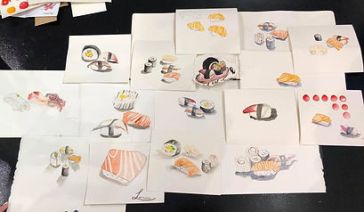 Sushi Fast Sketching Workshop2.jpg
