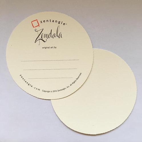 Zendala White Tiles