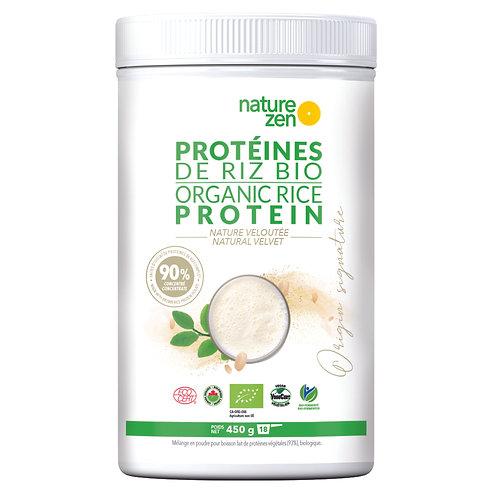 Bio-Protéines de riz NATURE 450 g