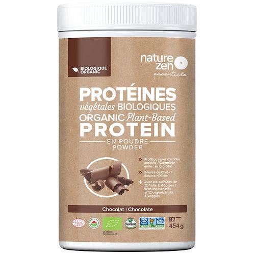 Bio-protéines crues NZ essentials CACAO - 450g