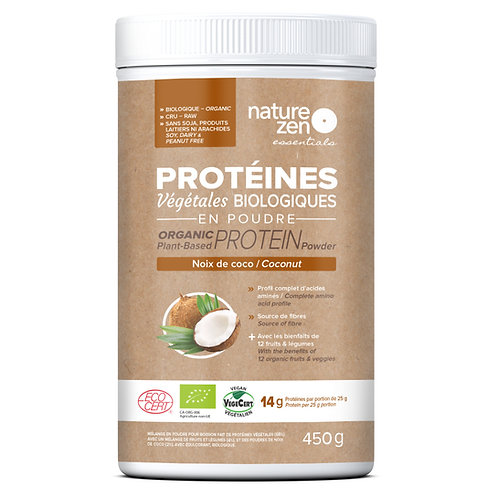 Bio-protéines crues NZ essentials COCO - 450g