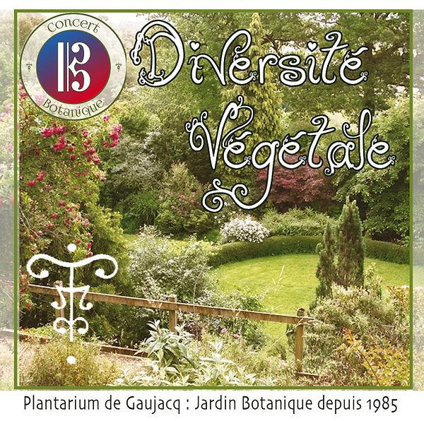 Jardin botanique, le Plantarium® de Gaujacq